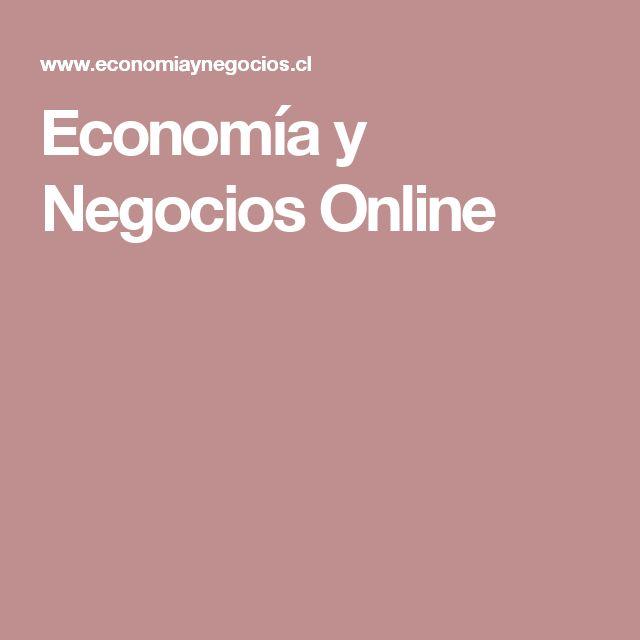 Economía y Negocios Online