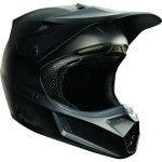 Fox 2016; V3 Matte Black Helmet