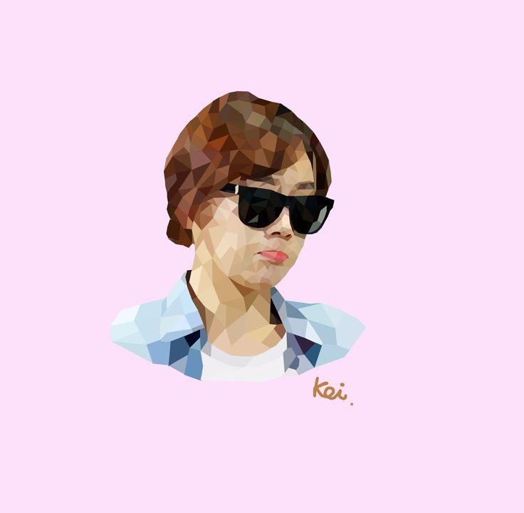Taeyeon #taeyeon #snsd #illustation