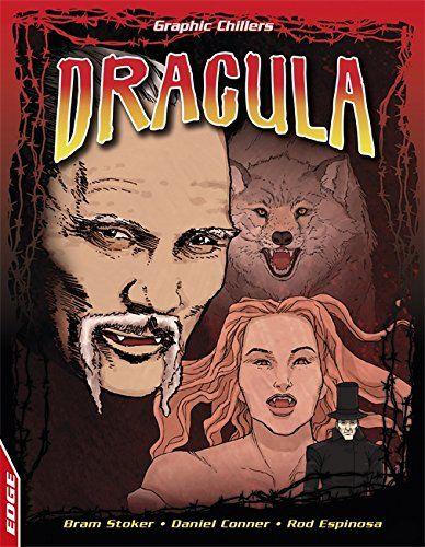 Dracula (Edge: Graphic Chillers) @ niftywarehouse.com #NiftyWarehouse #Dracula #Vampires #ClassicHorrorMovies #Horror #Movies #Halloween #Vampire