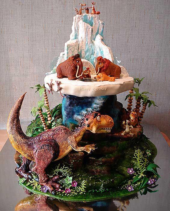 fantabulous cakes- love everyone of it!