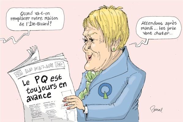 Caricature du jour - Vendredi 31 août (© Pascal Elie)
