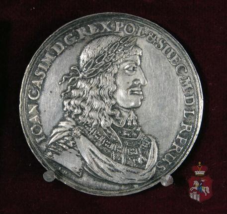 Medal Jana Kazimierza | FUNDACJA XX. CZARTORYSKICH