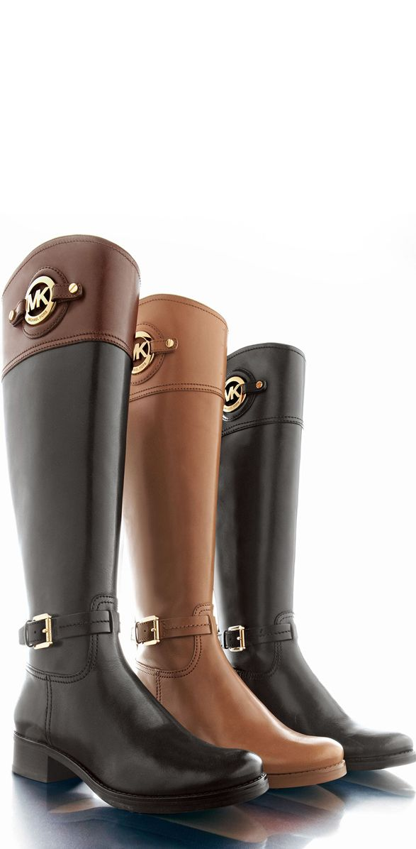Michael Kors boots for this autumn/winter...yes pleaseeee