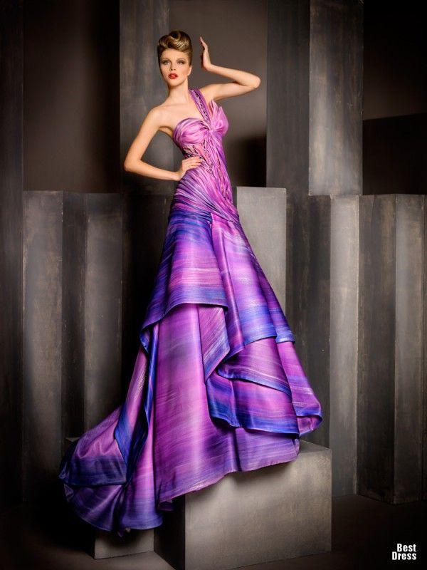 Mejores 134 imágenes de Vestidos en Pinterest | Vestido elegante ...
