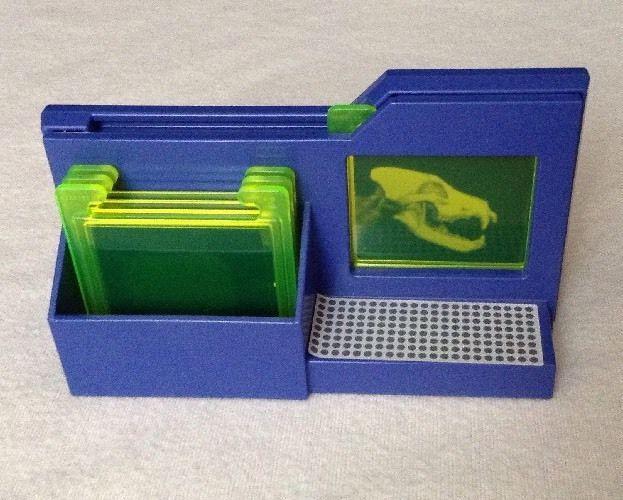 Replacement X-RAY MACHINE Vet Operating Room Playmobil 4346 Animal Clinic Piece  #PLAYMOBIL