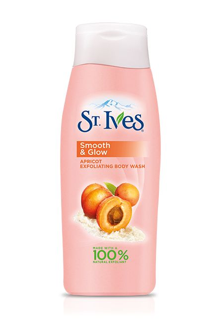 Apricot Smoothing Body Wash