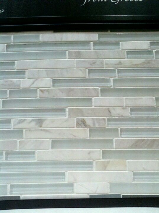 Tile for kitchen backsplash