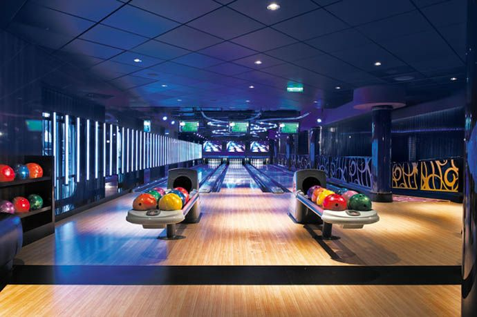 My Future Indoor Bowling Alley Crazy People With Crazy