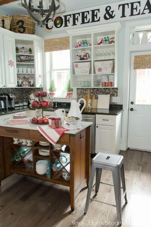 christmas kitchen idea