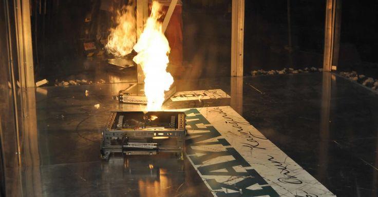 Yıldız Savaşları'16 robot yarışması 2-3 Nisan tarihinde YTÜ'de