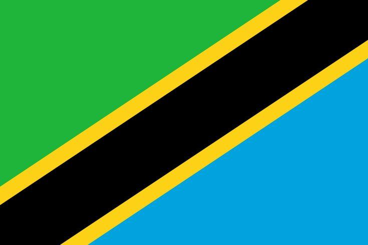 """Résultat de recherche d'images pour """"drapeau tanzanien"""""""