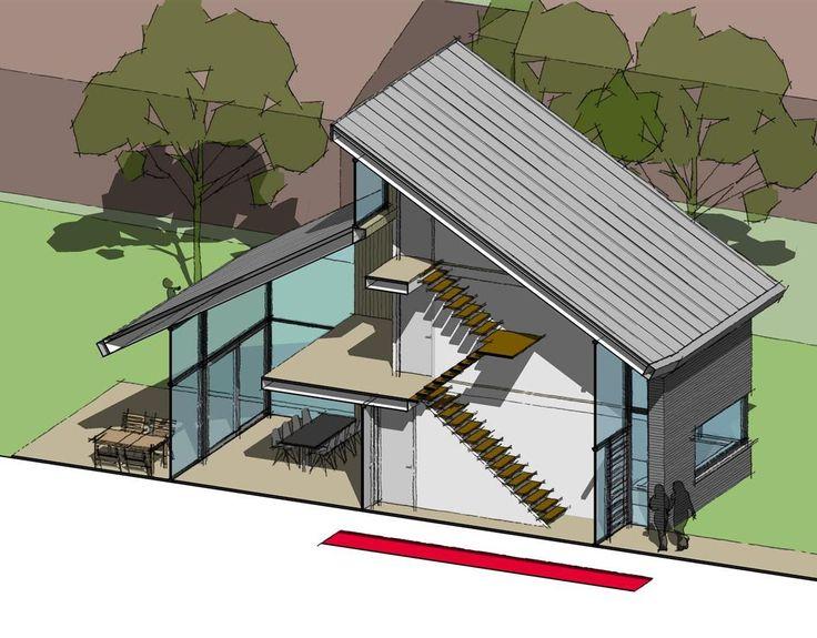 Passiefhuis bouwen? Bongers Architecten heeft de kennis in huis om u te helpen met het verwezenlijken van een passiefhuis. Meer informatie vindt u op de website.