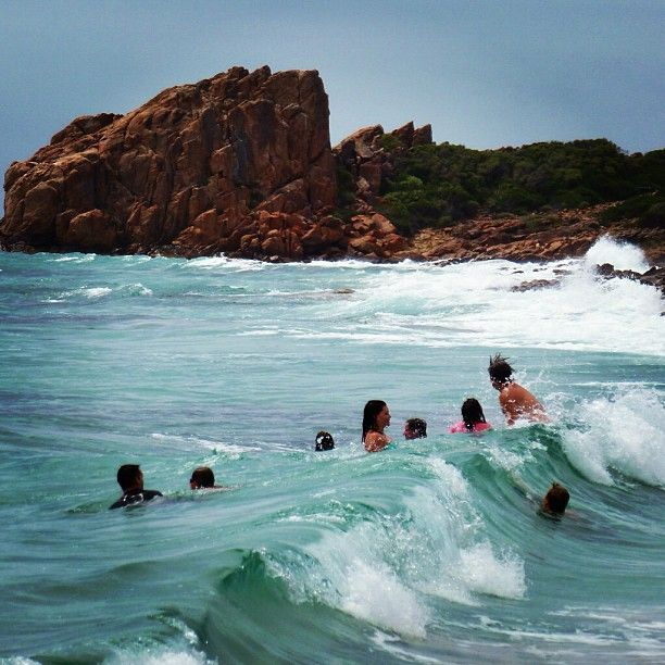 Waves are up for Castle Bay! - Dunsborough, Western Australia