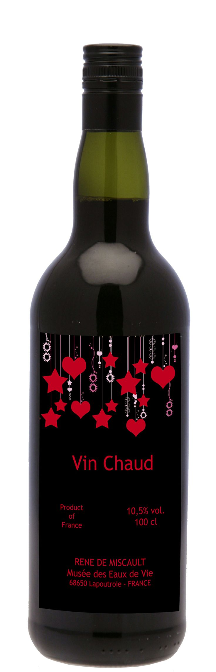 This lovely Vin Chaud is a mulled wine made from red wine from France with 100% natural ingredients. Perfect to warm for drinking or cook with it for your favourite dessert. You can find it at the coming Vinexpo Asia-Pacific from our exhibitor Distillerie Paul Devoille