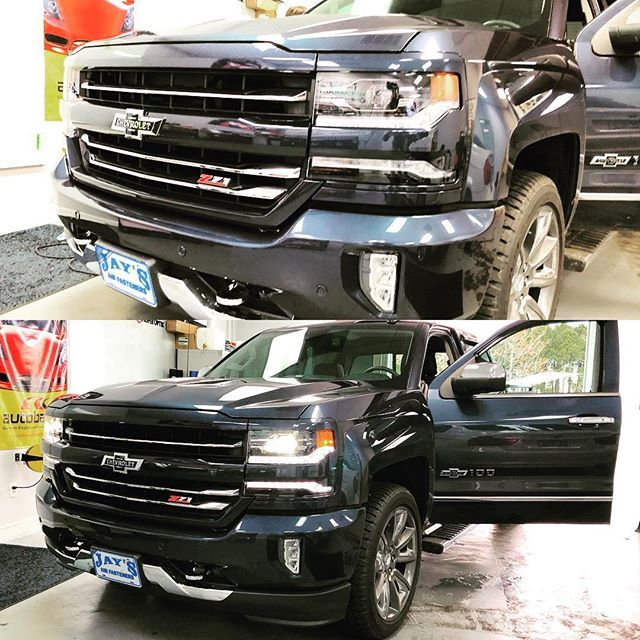 2018 Chevy 100th Year Anniversary Edition In This Awesome Deep Blue Guardianwindowtinting Autobahnperformancefil Chevy Trucks Chevy Chevy Trucks Silverado