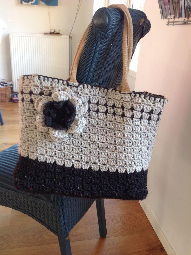 AH-tas gemaakt door Annemieke Baartmans