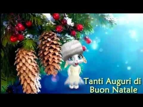 Buona vigilia e buon Natale! - YouTube