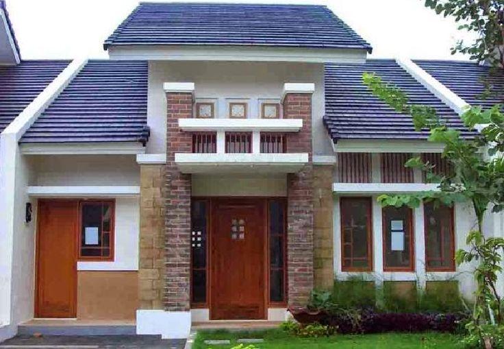 Desain Tampak Depan Rumah Minimalis Modern