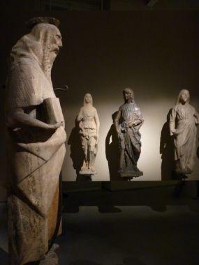 Statue del Museo del Duomo di Milano
