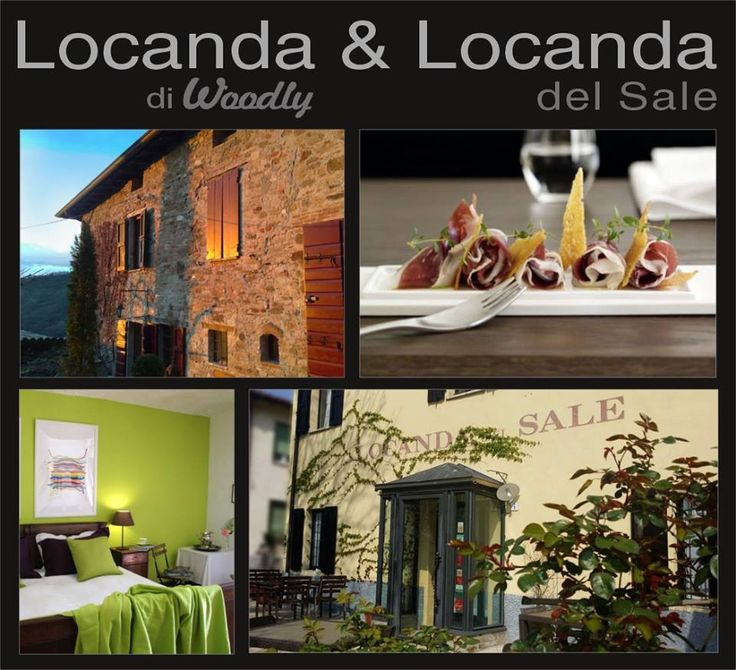 To pamper yourself a little bit :  dinner at Locanda del Sale and night with breakfast at la corte di Woodly. For two people from Thursday to Sunday. In the Garden room € 130 In the Buddha suite € 150