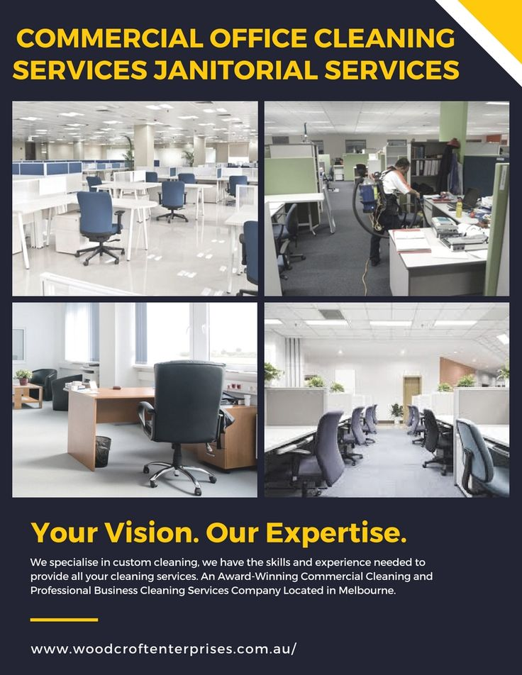 COMMERCIAL OFFICE CLEANING SERVICES JANITORIAL SERVICES