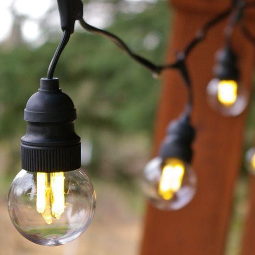 117 best Globe String Lights images on Pinterest   Globe string ...