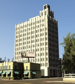 Clock Tower Building - GTA Wiki, the Grand Theft Auto Wiki - GTA IV, San Andreas, Vice City, cars, vehicles, cheats and more