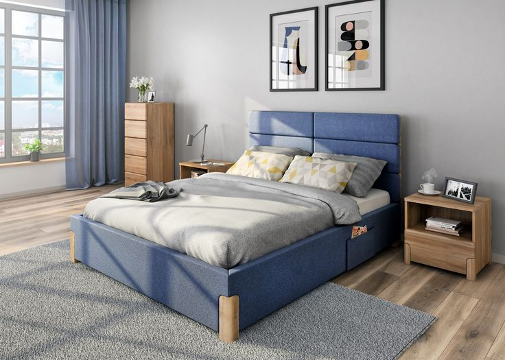 Meble do sypialni – Łóżko #TwojeMeble #TwojeŁóżko #LOREM #Paged