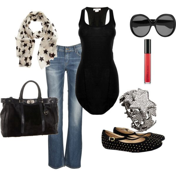 Sat day shopping, created by kiac on Polyvore