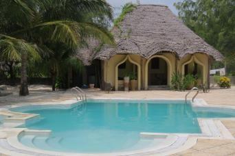 Kilima Kidogo lodge is de plek om uit te rusten en te ontspannen (na een safari). Aan het hagel witte zandstrand van Zanzibar en de blauwe zee. De hoge plafonds maken het een heerlijke plek om te vertoeven. Gelegen op een uur van Stone Town aan de oostelijke kant van Zanzibar. Ze hebben een mooi zwembad met martini zitplaatsen en een baby zwembad, een nieuwe bibliotheek, een speelruimte met spelen, pooltafel, dartbord, puzzel tafel, kaart en spelletjes tafels, gratis Wifi en meer! Dina, de…
