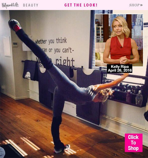 Kelly Ripa Thinner Than Ever on 'Live' Return — The Workout Behind Her Slim Figure