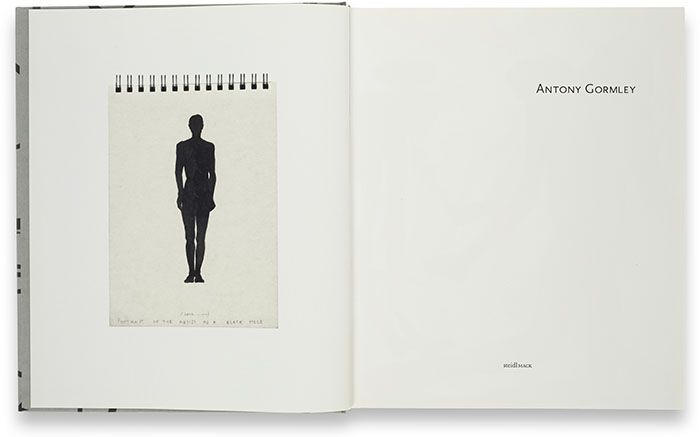 MACK - Antony Gormley & Richard Noble - Antony Gormley