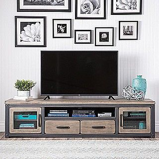 Entertainment Centers & Tv Stands Unique Glass Entertainment Centers Overstock Shopping the