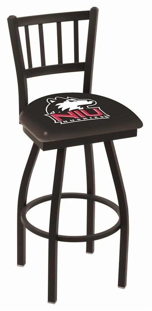 Northern Illinois University Bar Stool with Swivel Seat