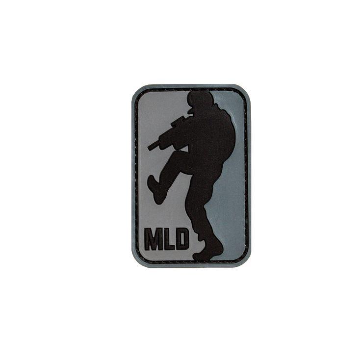 Major League Door Kicker PVC Patch