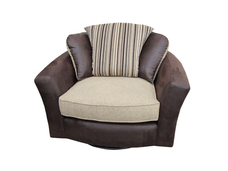 Zara Snuggle Swivel Chair