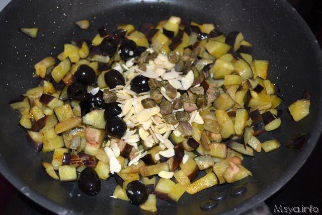 Insalata di quinoa e melanzane 8