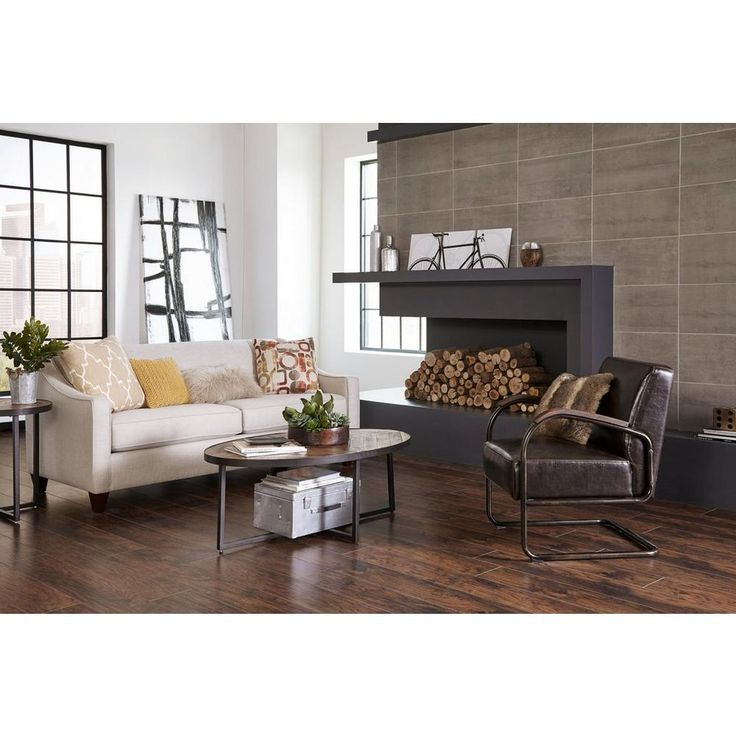 Concrete Gray Ceramic Tile   12in. X 24in.   100136795 | Floor And Decor