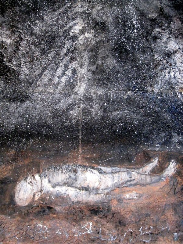 One of my favorites by Anselm Kiefer.