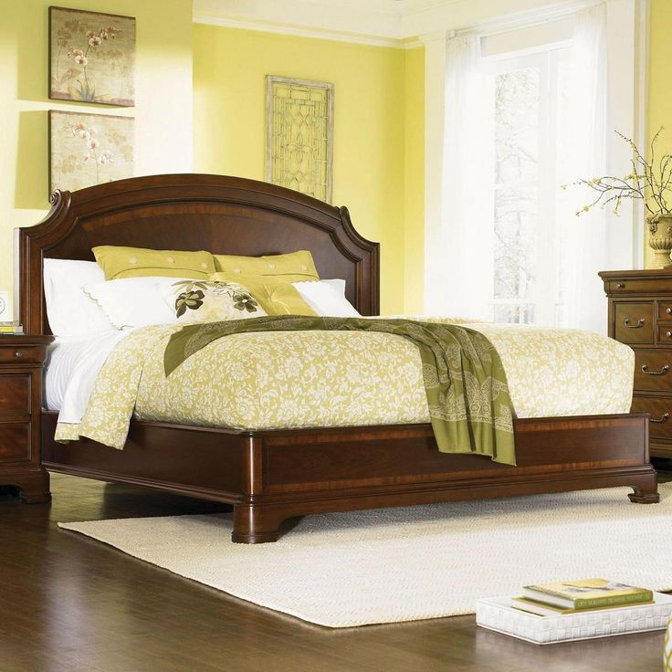Legacy Classic Evolution Queen Size Platform Bed
