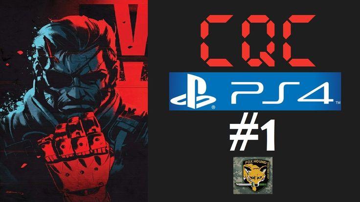 World record score PS4  CQC ONLY EXTREME METALLIC ARCHAEA #MetalGearSolid #mgs #MGSV #MetalGear #Konami #cosplay #PS4 #game #MGSVTPP