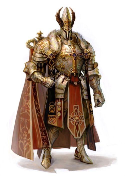 The Judge, the Templar Order of Neutrality