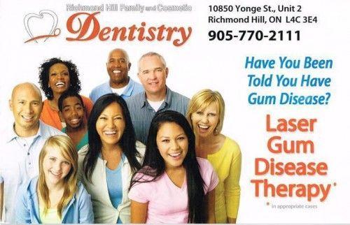 We provide all dental treatments.