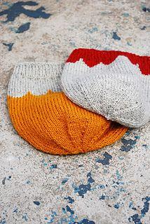 Little scallops hat! Gratismönster. Kampes 2trådiga