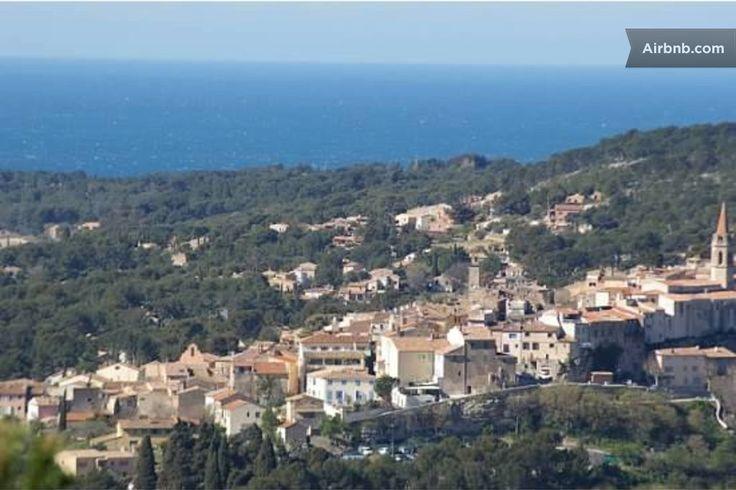 Historic Provencal Home 7k to beach in La Cadière-d'Azur
