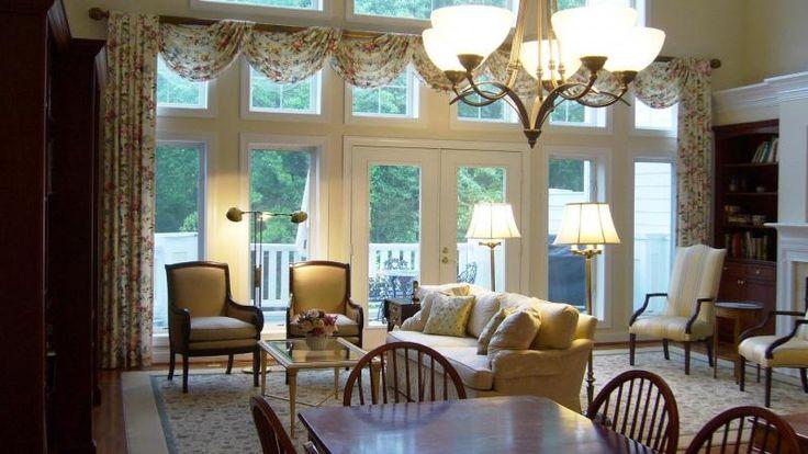 Golden Home Interior