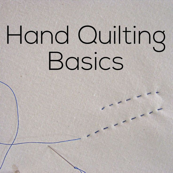 Free Easy Hand Quilting Patterns : 25+ unique Hand quilting ideas on Pinterest DIY hand quilting, Easy hand quilting and Quilting
