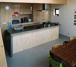 les 25 meilleures id es de la cat gorie okoume contreplaqu sur pinterest meubles en. Black Bedroom Furniture Sets. Home Design Ideas