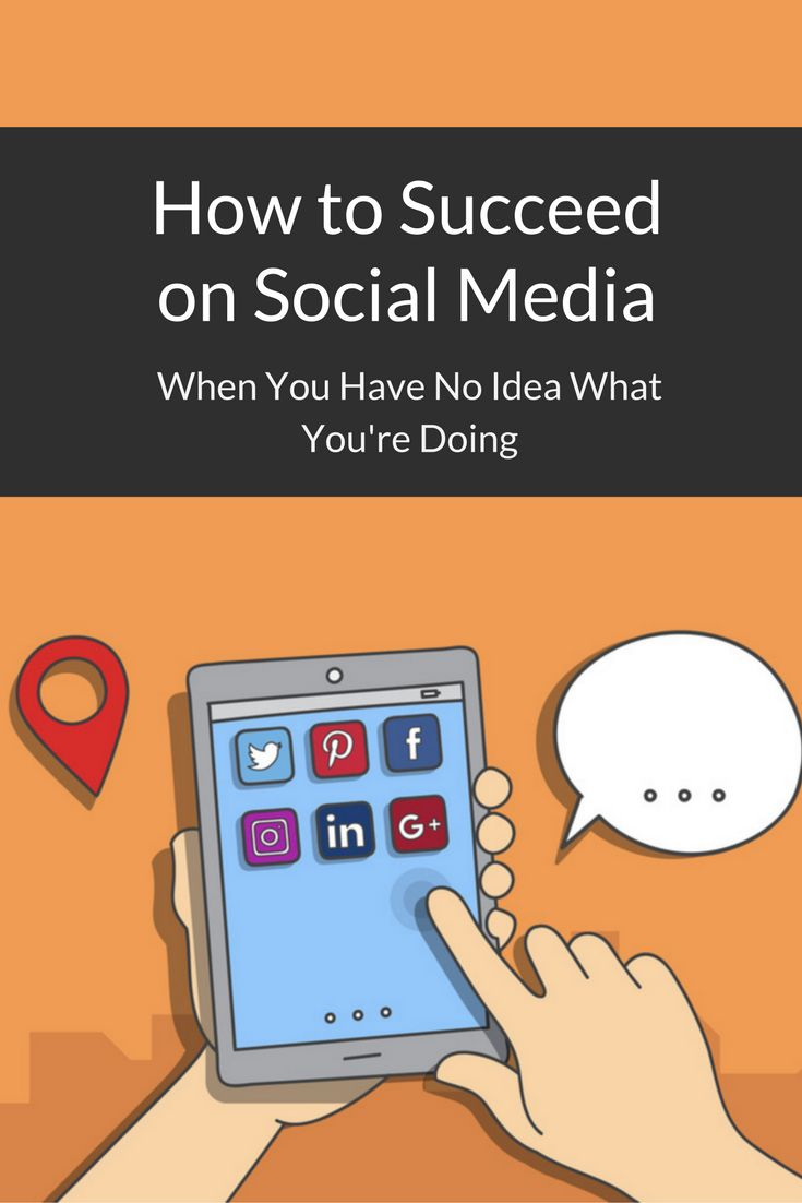 Want to create a better social media strategy? You can! Even when you have no idea what you're doing, you can create social media success.